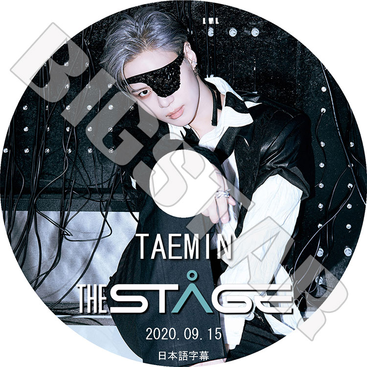 アジア・韓国, 韓国 K-POP DVDSHINee TAEMIN THE STAGE(2020.09.15) TAEMIN KPOP DVD