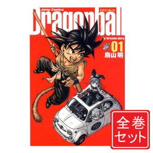 [مستعملة] DRAGON BALL (Dragon Ball) نسخة كاملة / مجموعة حجم المانجا كاملة / مع حجم F ◎ C << حجم 1-34 (كامل) + حجم F >> [تسليم فوري]