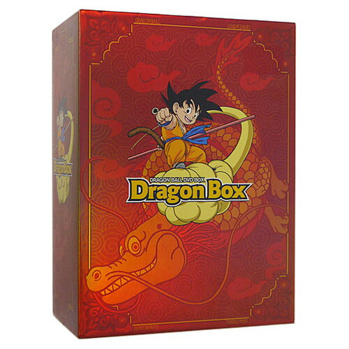 TVアニメ, 作品名・た行 DRAGON BALL DVD BOX DRAGON BOXPCBC-50482C