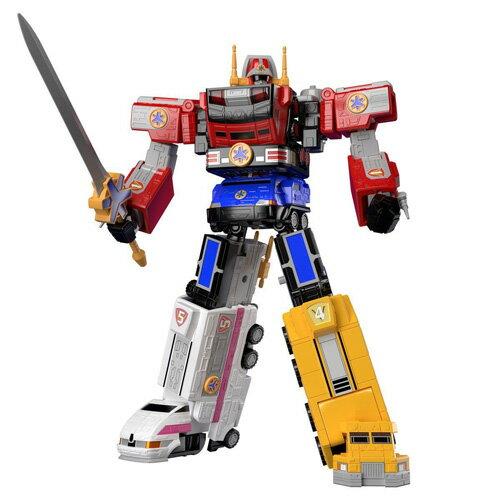 おもちゃ, ロボットのおもちゃ  5Ss