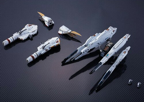 コレクション, フィギュア METAL BUILD F91 MSV F91Ss