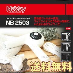 【あす楽対応】NB2503ヘアードライヤー 1200W【送料無料】【即納可】【現行最新モデル】…