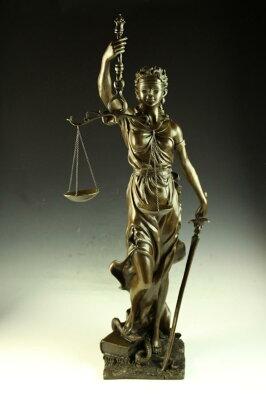超大型ブロンズ像◇正義の女神◇Houdon◇73cm◇13キロ