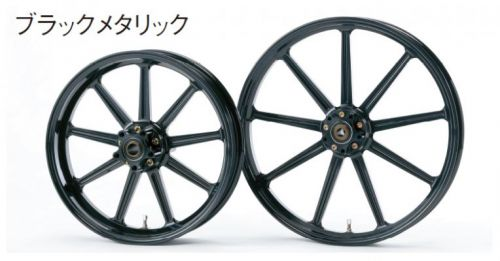 GLIDE F 250-19 BLKメタリック アクティブ