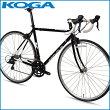 KOGA(コガ)2016年モデルチームRソラグロスデジタルブラック/TEAM-RSORAGlossDigitalBlack【ロードバイク/ROAD】