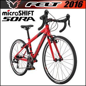 FELT(フェルト) 2016 F24X【ジュニアバイク/子供車】【ドロップハンドル】【24イ…