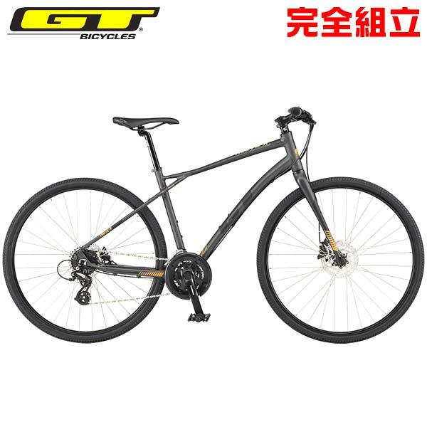 GT ジーティー 2020年モデル TRAFFIC X トラフィック エックス クロスバイク