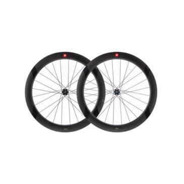 3T スリーティー DISCUS C60 LTD STEALTH ホイール 700C クリンチャー 前後セット【bike-king】