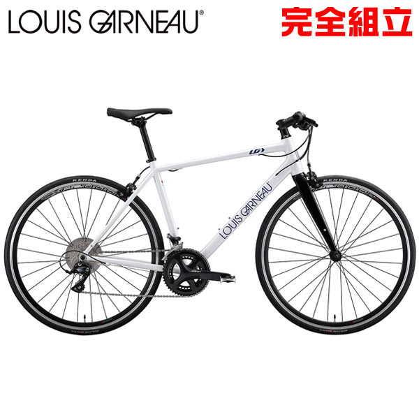 自転車・サイクリング, クロスバイク  9.0S LG WHITE LOUIS GARNEAU AVIATOR9.0S
