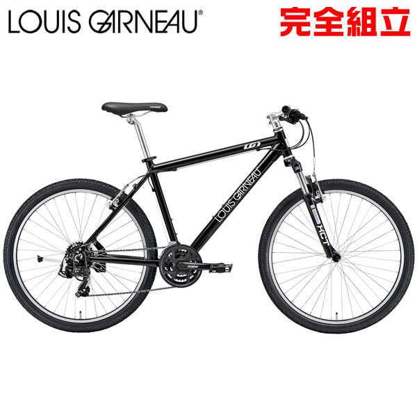 自転車・サイクリング, マウンテンバイク  8.0 LG BLACK 26 LOUIS GARNEAU GRIND8.0