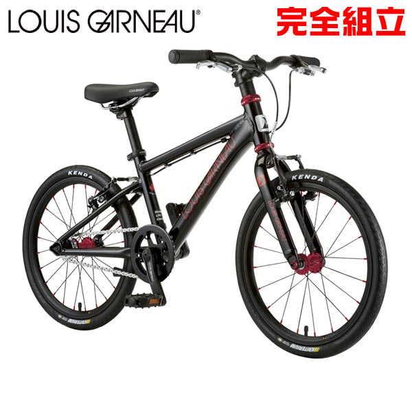 自転車・サイクリング, キッズ・ジュニア用自転車  K18 LG BLACK 18 LOUIS GARNEAU K18 ADVANCED
