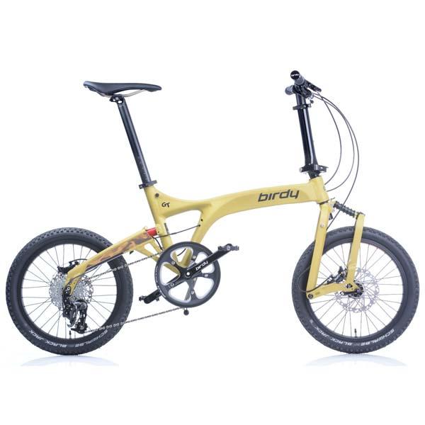 自転車・サイクリング, 折りたたみ自転車 birdy birdy GT
