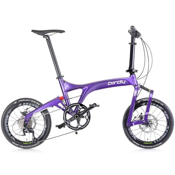 自転車・サイクリング, 折りたたみ自転車 birdy birdy R