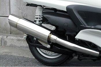 グランドマジェスティ400(O2センサー無)GTタイプマフラーASAKURA(浅倉商事)