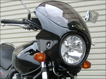 CB400SFVTECRevo(08年~)ロードコメットスモークスクリーンキャンディタヒチアンブルー(PB-215C)通常スクリーンCHICDESIGN(シックデザイン)