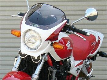 CB1300SF(98~02年)ロードコメット2スモークスクリーンキャンディブレイズオレンジ(YR-196C)通常スクリーンCHICDESIGN(シックデザイン)