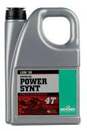 パワーシント4T(10W-50)4リットル4サイクル用エンジンオイルMOTOREX(モトレックス)