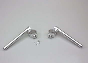 GSX-R1000(07~12年)ジュラルミン削り出しセパレートハンドルホルダー内径φ50mmHURRICANE(ハリケーン)