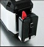 XPLORER(エクスプローラー)サイドケース40LシルバーHEPCO&BECKER(ヘプコアンドベッカー)汎用送料無料