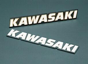 エンブレム KAWASAKI/シルバー KITACO(キタコ)