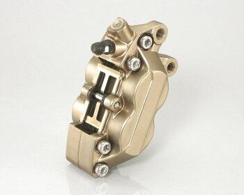 ブレーキキャリパー(対向4ポットキャリパー取付ピッチ40mm)KITACO(キタコ)