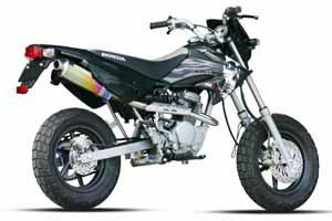 XR50ZEROTDANOフルエキゾーストマフラーMORIWAKI(モリワキ)