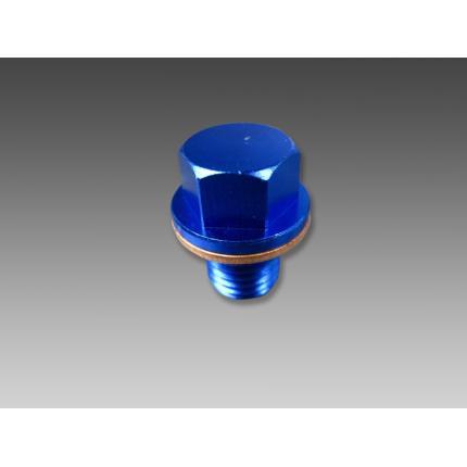 ボルトドレンプラグマグネットタイプブルー MINIMOTO(ミニモト) ダックス(DAX)