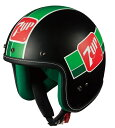 BT-J5(ビーティ・ジェイフォー)7UP-0257〜59cmジェットヘルメットOGK(オージーケー)