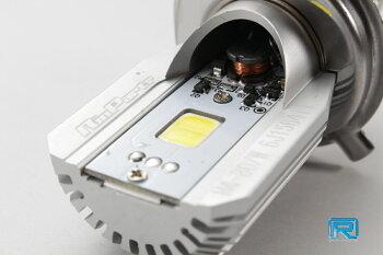ズーマー(ZOOMER)RUCKUS純正LEDヘッドライトキットRinParts(リンパーツ)