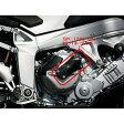 クラッチホースカバー ドライカーボン ササキスポーツクラブ(SSC) BMW K1300R