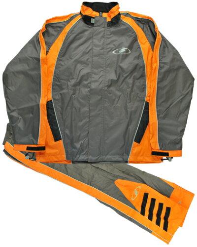 SLR-506 レインスーツ オレンジ Sサイズ seal's(シールズ)