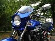XJR1300 汎用ビキニカウル DS-01 タイプエアロ スモークスクリーン(ディープパープリッシュブルーメタリックC)コード:0564 WORLD WALK(ワールドウォーク)