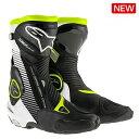 アルパインスターズ Alpinestars アルパイン SMX PLUS ブーツ 1015 ブラック/ホワイト/イエロー FLUO 42(26.5cm) ブーツ