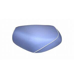 グロンドマンGH14HC340P20グロンドマン国産シートカバーライトブルー/白パイピング張替リトルカブシートカバーリトルカブグロンドマンGH14HC340P20