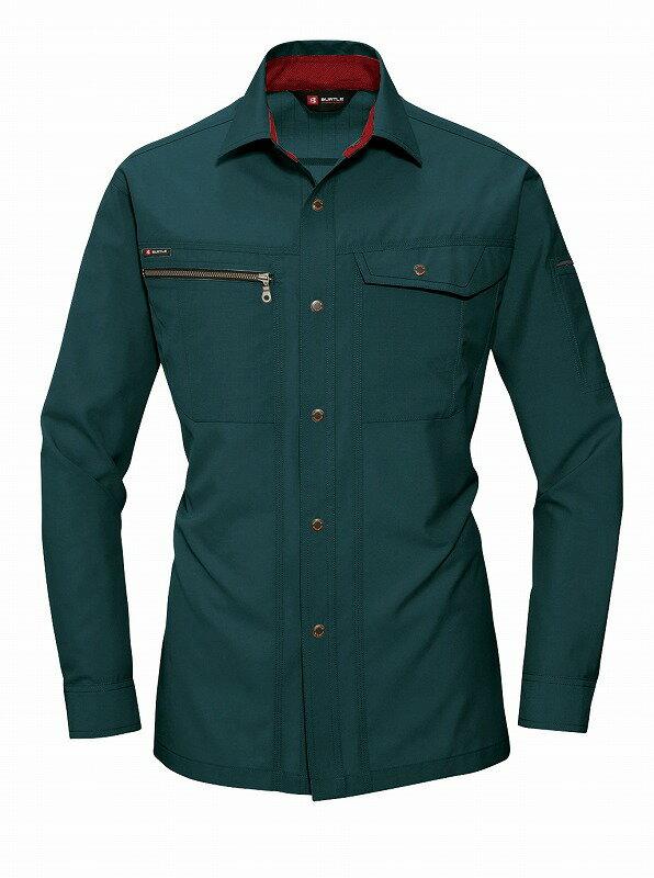 作業服, シャツ BURTLE 9063 5L 90519061