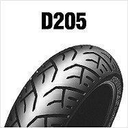 ダンロップDUNLOP241471D205130/70ZR17M?(62W)TLフロントバイクタイヤダンロップDUNLOPバイクタイヤ