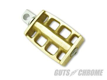 GUTS CHROME ガッツ クローム 7300-0002 ブラス キックペダル ガッツ クローム 7300-0002