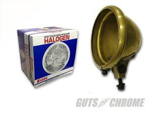 GUTSCHROMEガッツクロームMK-055S5.75インチヘッドライトセットブラスガッツクローム
