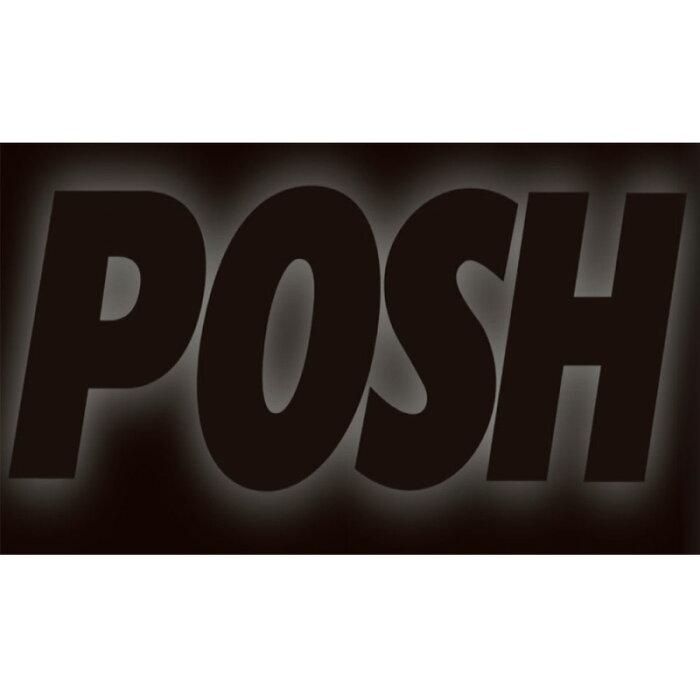 POSH Faith ポッシュフェイス 920535-K2 キャップボルトセット M5X35ブラック (2pcs/Set)