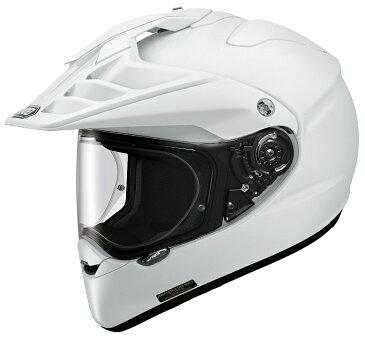 SHOEI ショウエイ HORNET ADV ホワイト XLサイズ ショウエイ SHOEI ヘルメット オフロード