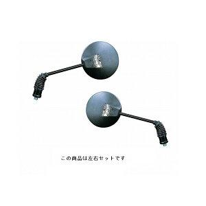 ミラー 左右セット タナックス AU-10 ラジカルミラー M10 10mm 正ネジ ブラックタナックス Tana...