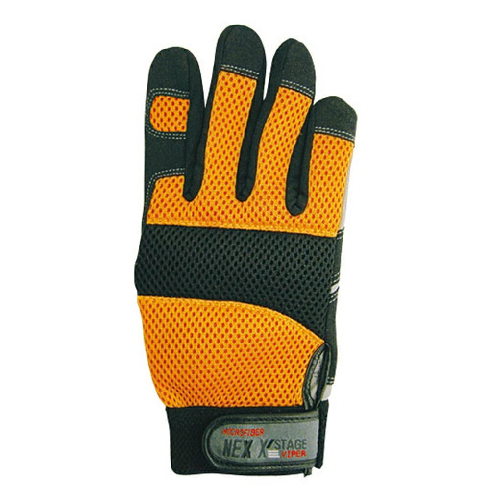 おたふく手袋 ネクステージ・バイパー オレンジ M K43ORM   作業用手袋  OTAFUKU GLOVE画像