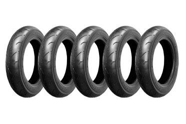 【NBS】90/90-10【5本セット】【バイク】【オートバイ】【タイヤ】【高品質】バイクパーツセンター