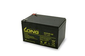 UPS、防災・防犯システム等多目的バッテリー WP12-12【12V 12Ah】