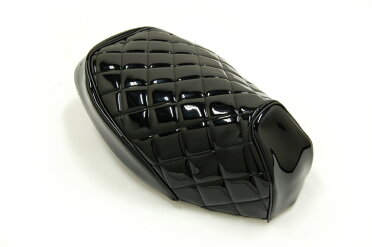 ライブDIOZXAF34/35エナメルシートカバー黒【補修張替え用】『バイクパーツセンター』