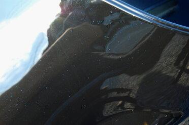 トゥデイAF61フロントフェンダー黒【TODAY】『バイクパーツセンター』