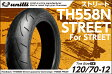 【UNILLI】120/70-12【ストリート】【バイク】【オートバイ】【タイヤ】【高品質】 バイクパーツセンター