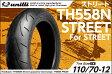 【UNILLI】110/70-12【ストリート】【バイク】【オートバイ】【タイヤ】【高品質】