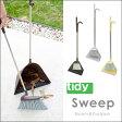 【送料無料/在庫有】 Tidy Sweep スウィープ Broom&Dustpan 箒 ほうき ちりとり 塵取り セット ごみ ゴミ ごみ取り ゴミ取り ごみ取 ゴミ取 タイディ ブルーム ダストパン ティディ