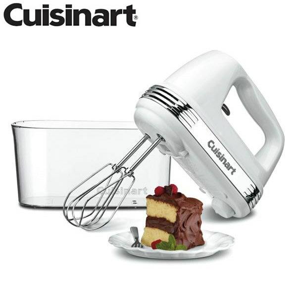 『クイジナート スマートパワーハンドミキサー HM-O50SJ』[Cuisinart] 【ミキサー ハンドミキサー 泡だて器 泡立て器 ホイッパー キッチン家電 家電】